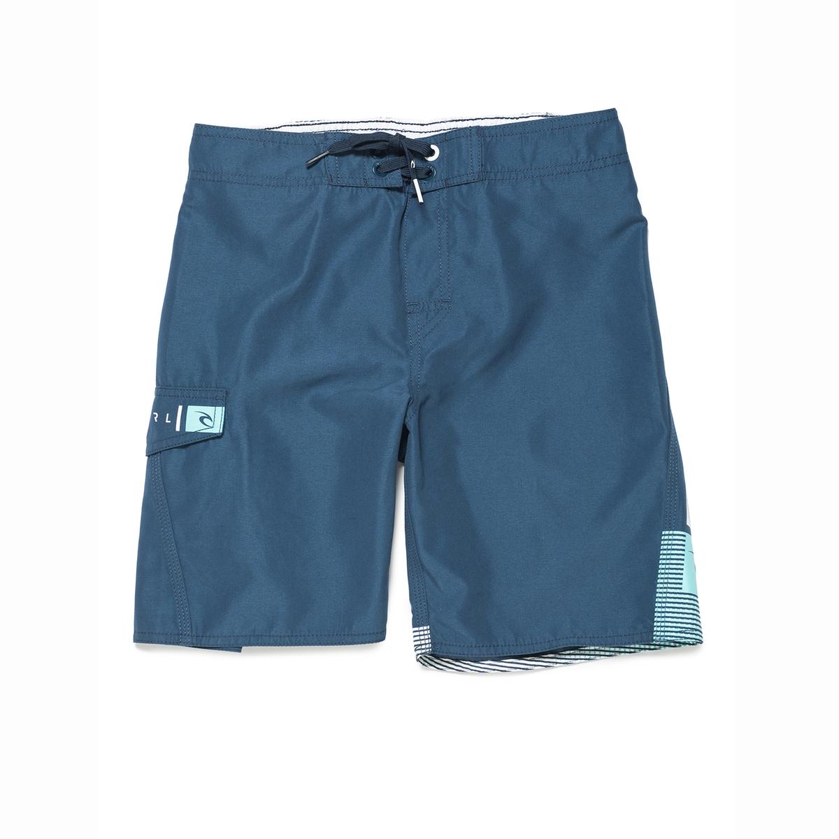 Шорты плавательные 8-16 лет рубашка в клетку rip curl faded check shirt indian teal