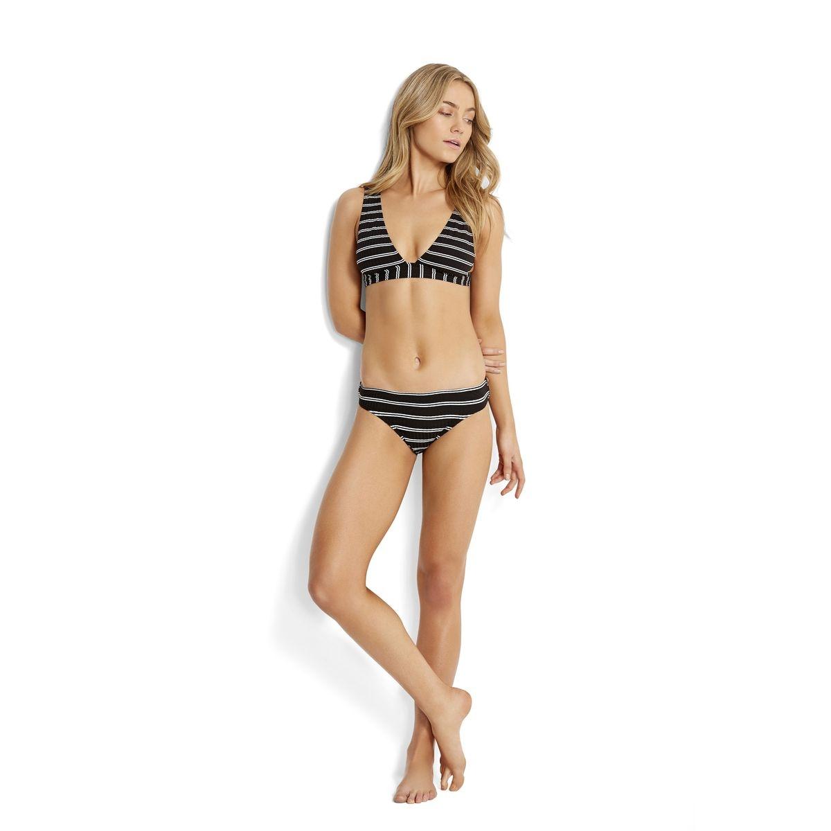 Haut de Bikini Triangle Foulard