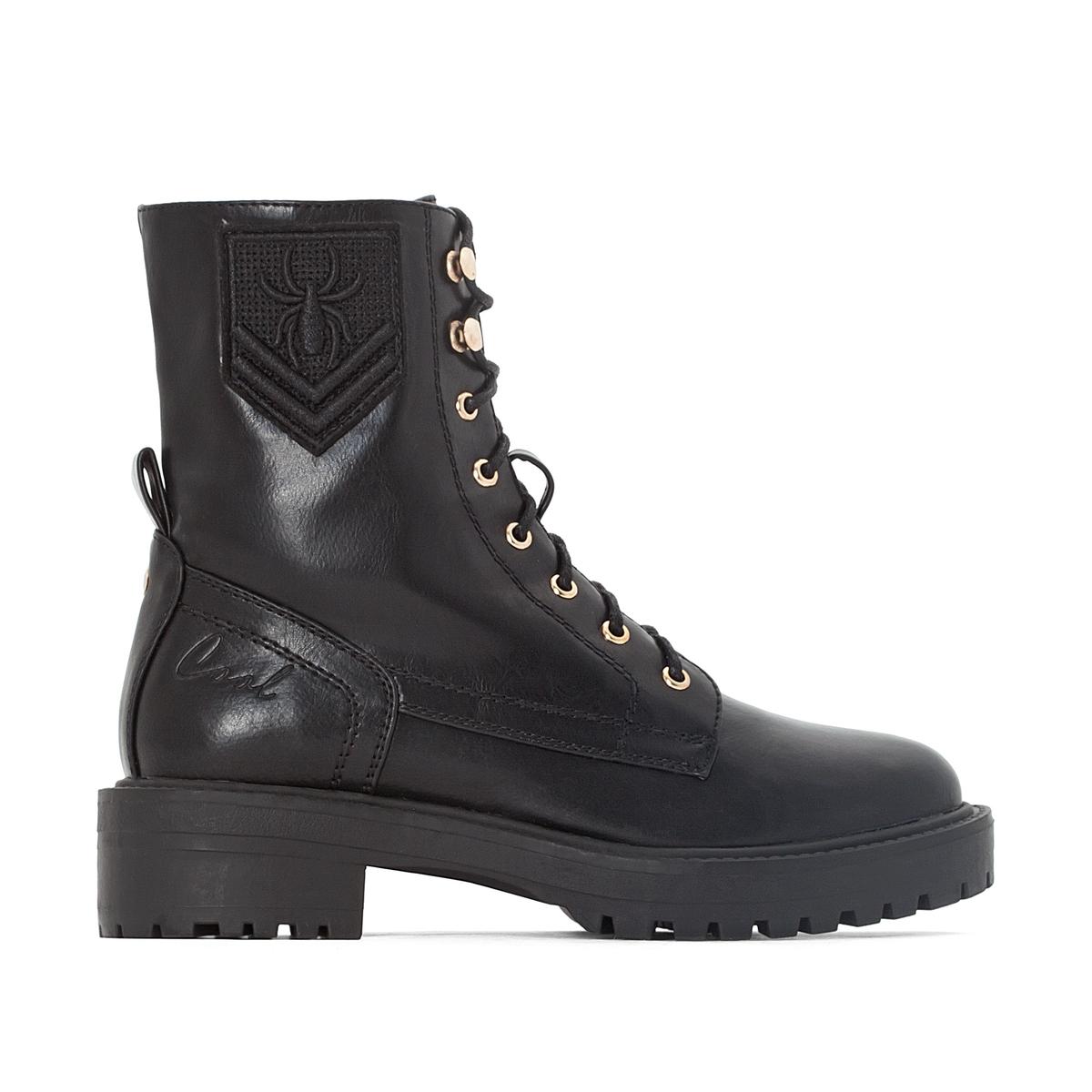 Ботинки на шнуровке Harlen