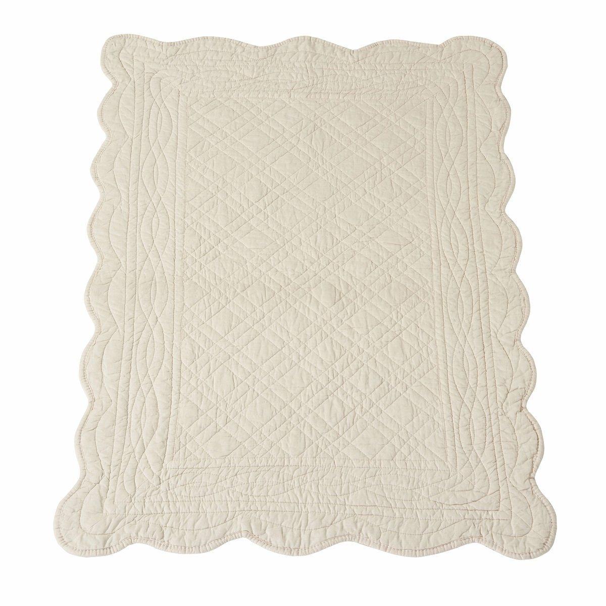Прикроватный коврик, 100% хлопка от La Redoute