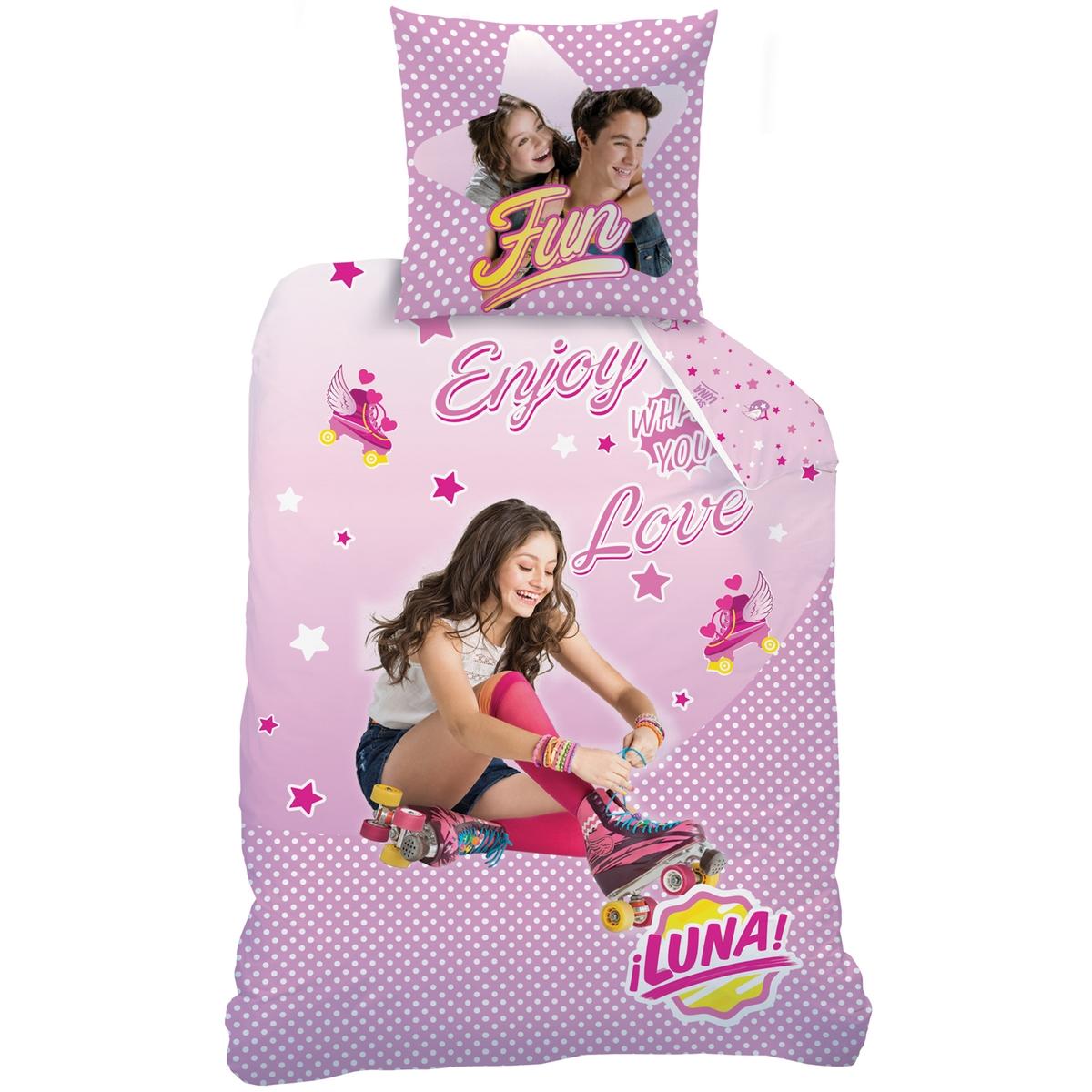 Комплект постельного белья из 100% хлопка, Soy Luna Roller