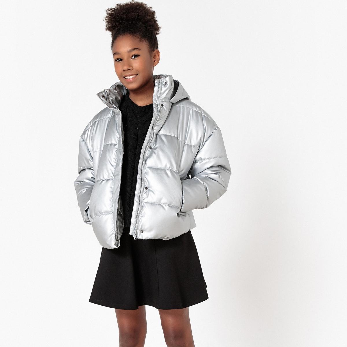 Куртка стеганая с воротником-стойкой, 10-16 лет хэппидом сборная модель хэппидом коттедж с пристройкой и мебелью