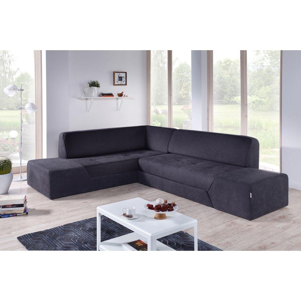 NUIT MOYENNE : Canapé convertible rectangulaire