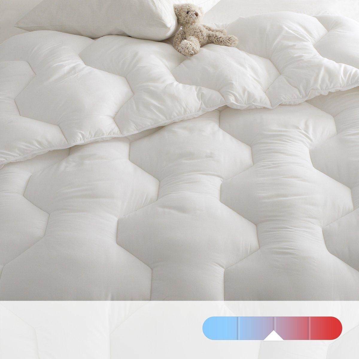 Одеяло Nature, 300 г/м², обработка GREENFIRST®, 100% полиэстер, чехол из биохлопка