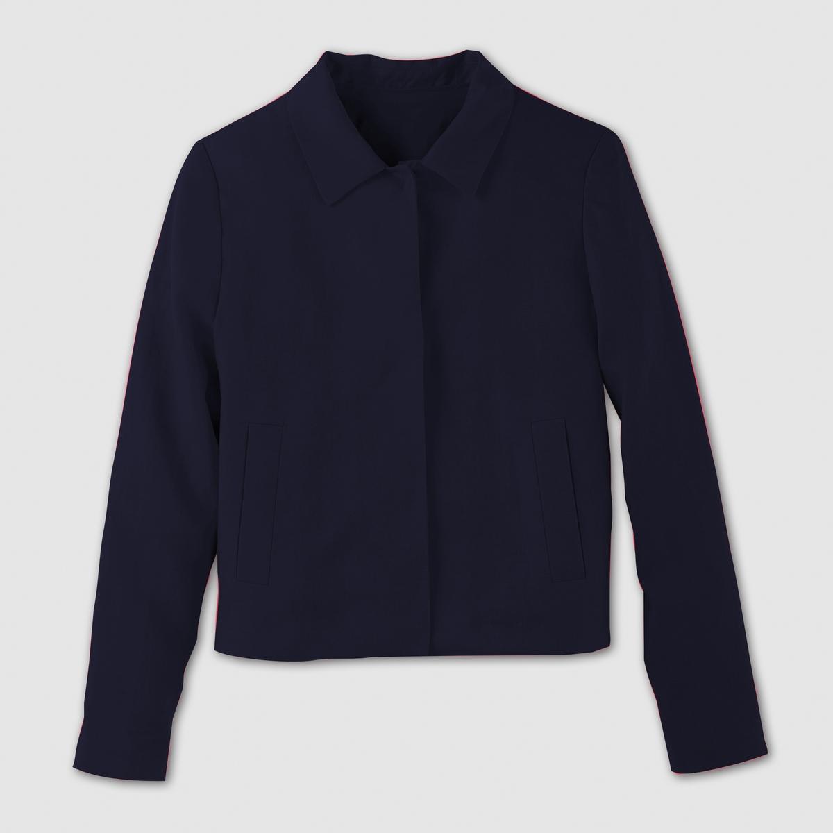 Куртка 100% льнаКуртка . 100% льна. . Подкладка из 100% полиэстера . Форма банки, короткая и прямая . Супатная застежка на пуговицы .  Низ рукавов с пуговицами . Рубашечный воротник . Длина: 55 см .<br><br>Цвет: желтый янтарь,розовый малиновый,синий морской,слоновая кость,черный<br>Размер: 34 (FR) - 40 (RUS).40 (FR) - 46 (RUS).42 (FR) - 48 (RUS).46 (FR) - 52 (RUS).44 (FR) - 50 (RUS).40 (FR) - 46 (RUS)