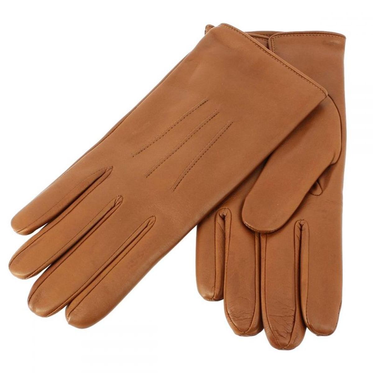 Gant cuir nappa luxe