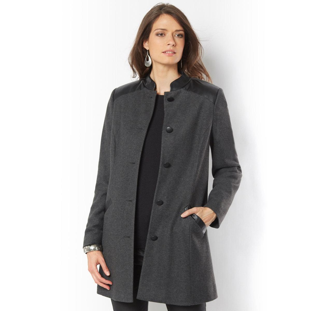 Пальто короткое короткое пальто