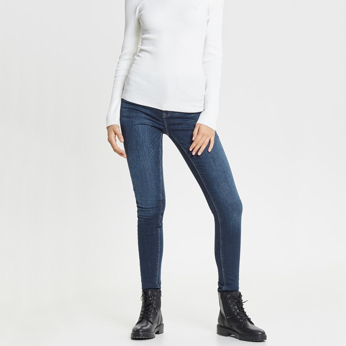 Джинсы скинни с высокой талией, длина 32 джинсы скинни длина 32