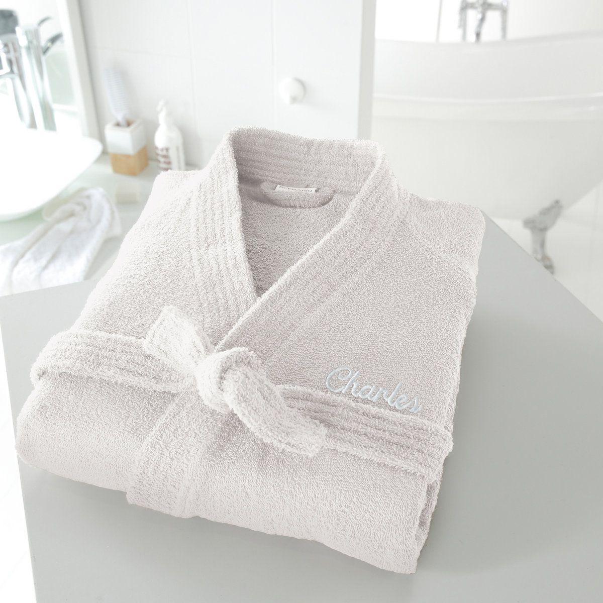 Peignoir kimono personnalisé SCENARIO