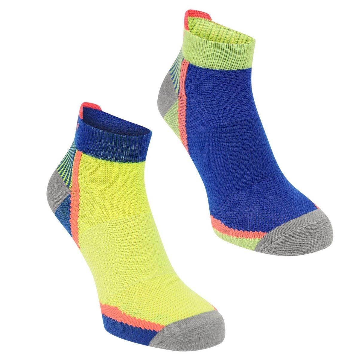 Chaussettes de sport support lot de 2 paires