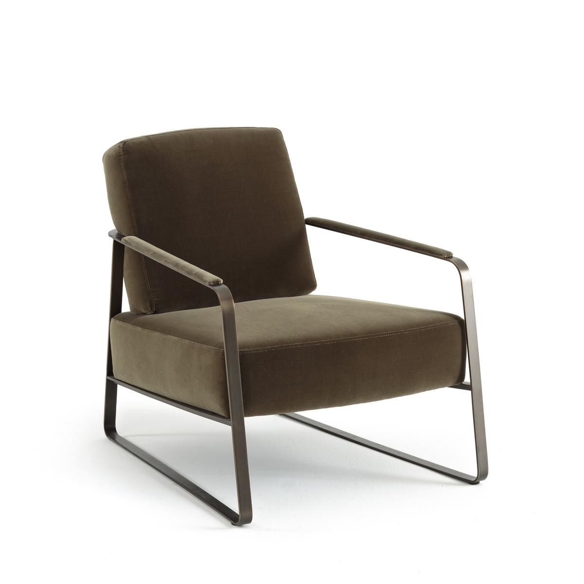 Кресло велюровое Zoleika