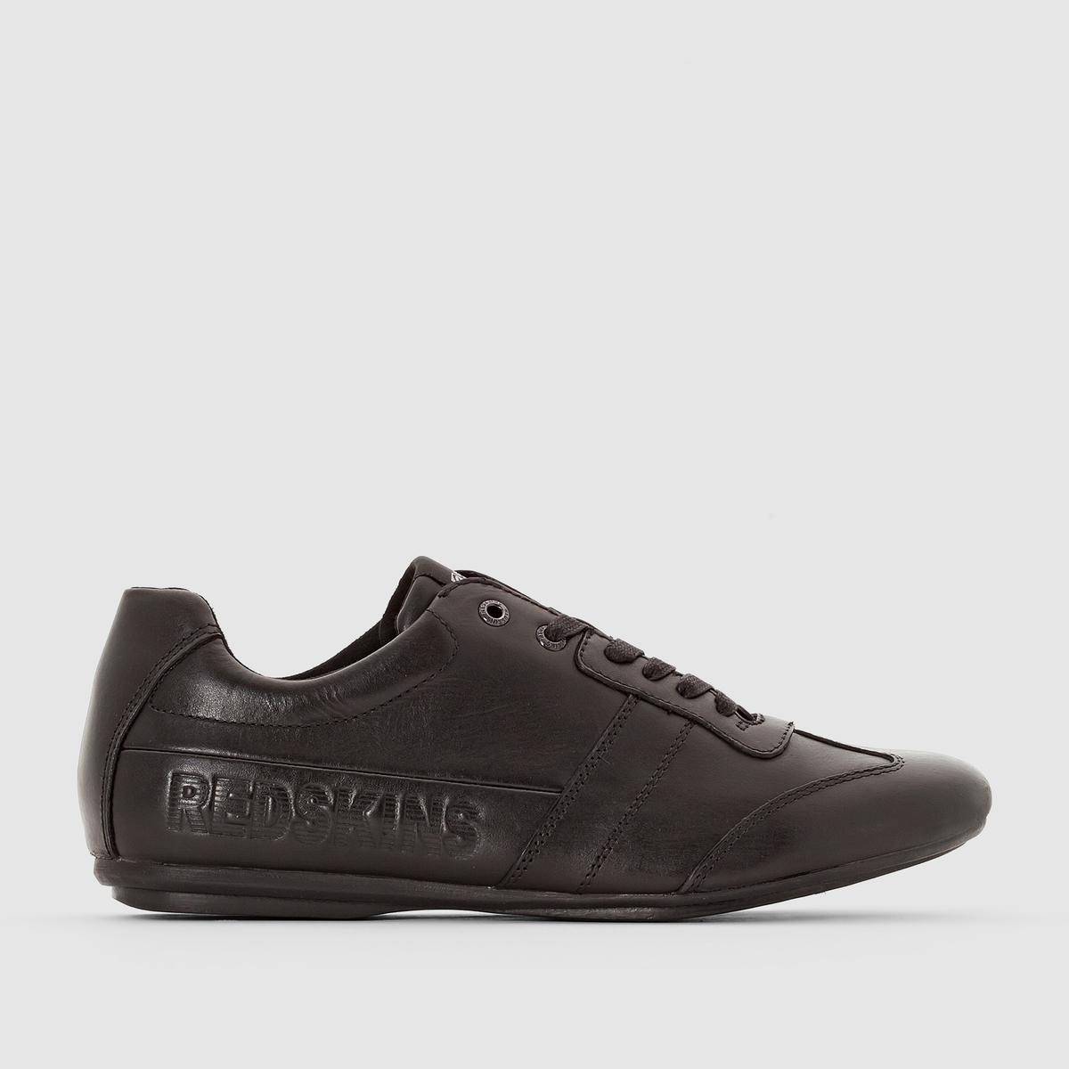 Кроссовки AltoniОписание:Детали   •  Спортивный стиль •  Плоский каблук •  Высота каблука : 0 см •  Застежка : шнуровка •  Гладкая отделкаСостав и уход   •  Верх 100% яловичная кожа •  Подкладка 100% текстиль •  Стелька 100% текстиль •  Подошва 100% эластомер<br><br>Цвет: черный<br>Размер: 42.43