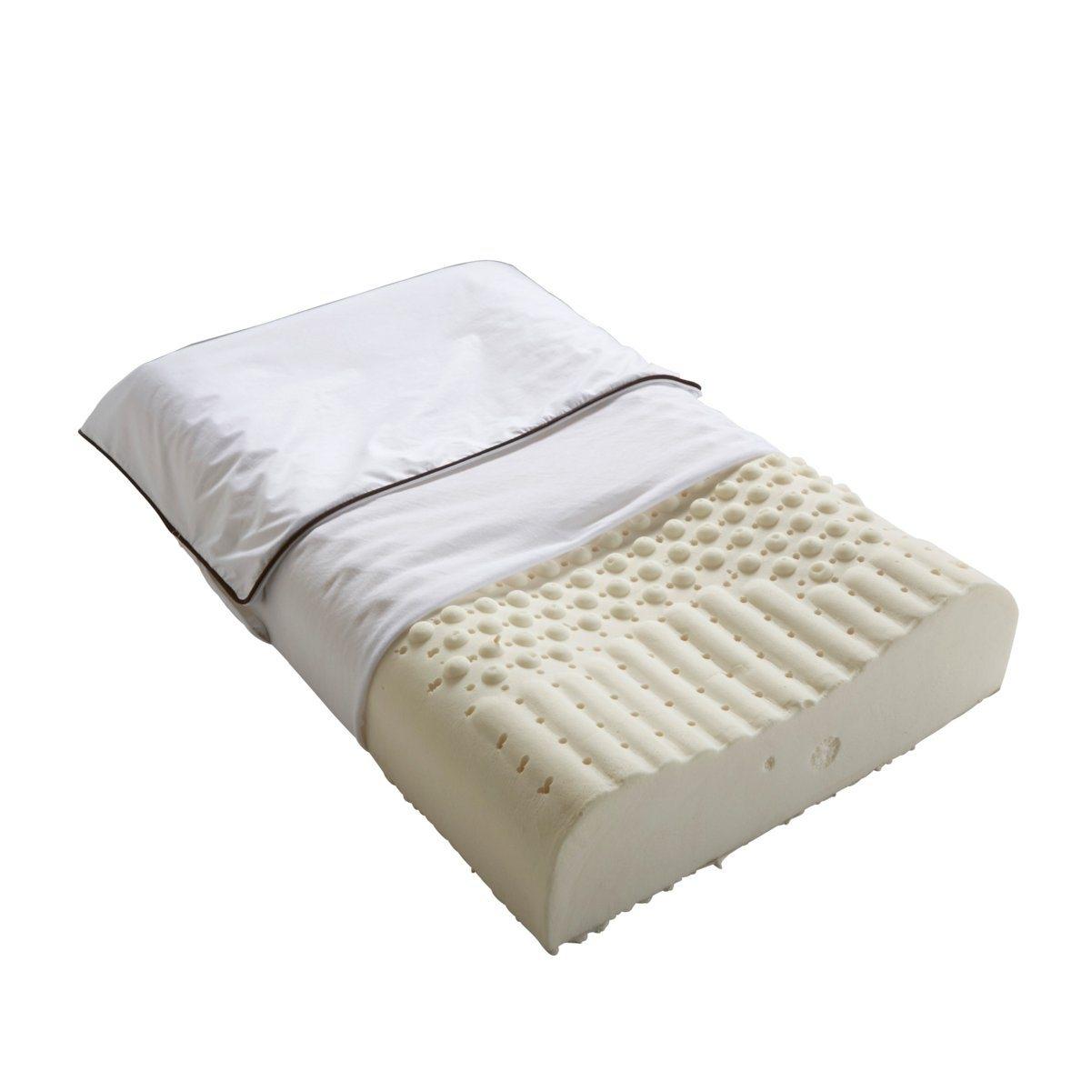 Подушка эргономичная с обработкой против клещей