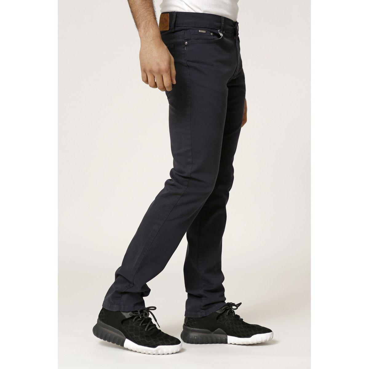 Jeans RL80 stretch coupe droite ajustée