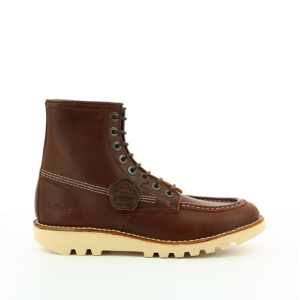 Boots cuir NEOPARAKICK