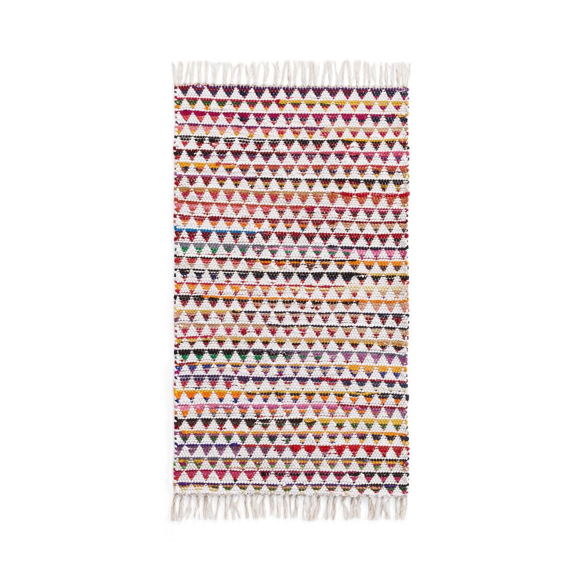 Ковер LaRedoute Прикроватный детский Armonia единый размер разноцветный