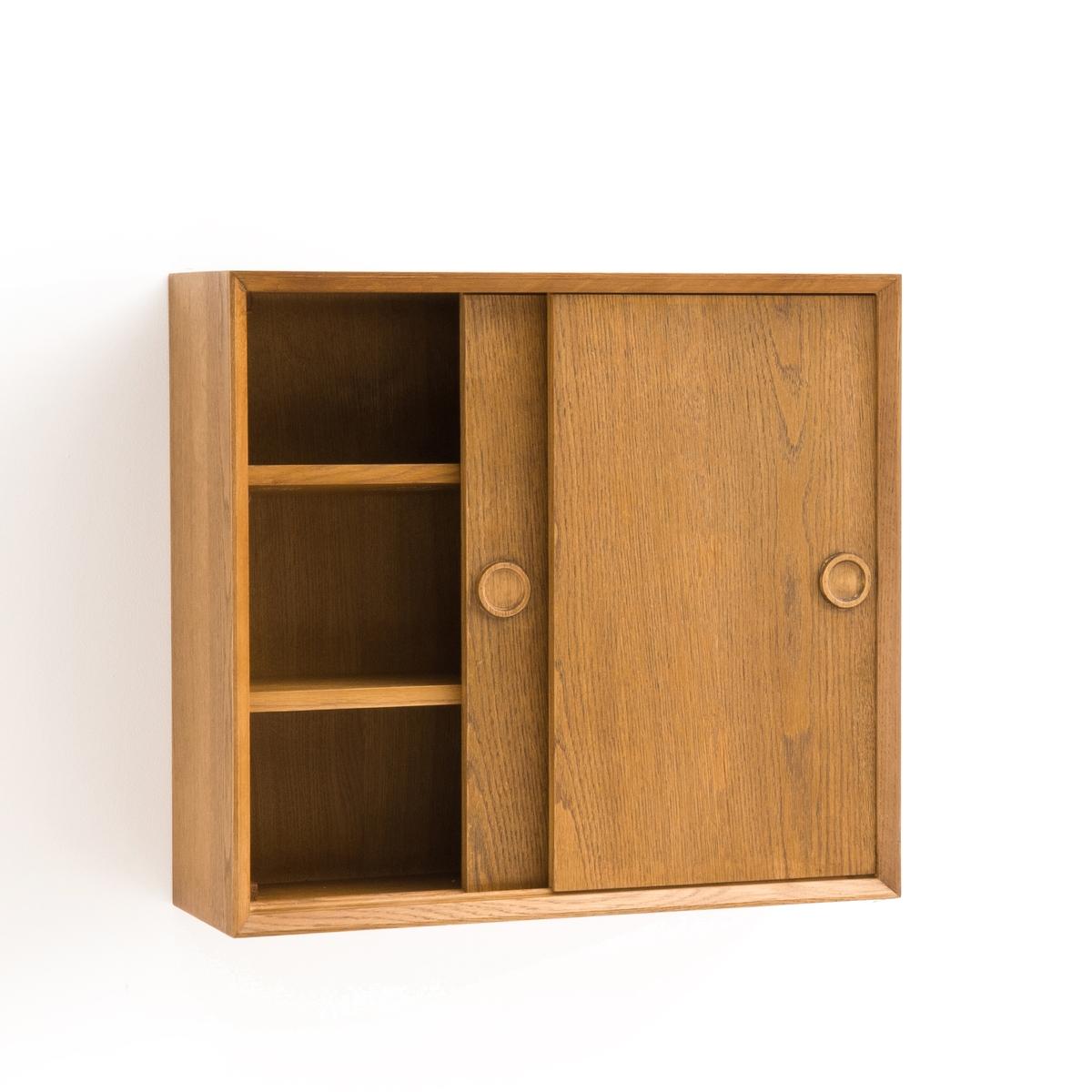 Шкаф для ванной комнаты с 2 раздвижными дверцами QUILDA