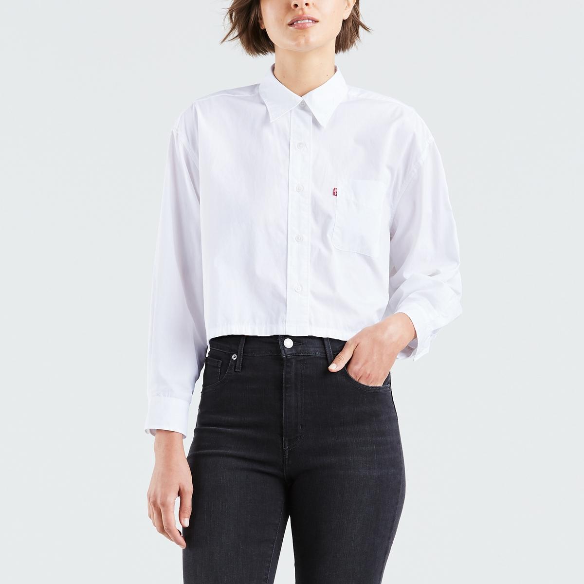 Camisa Crop SELAH SHIRT
