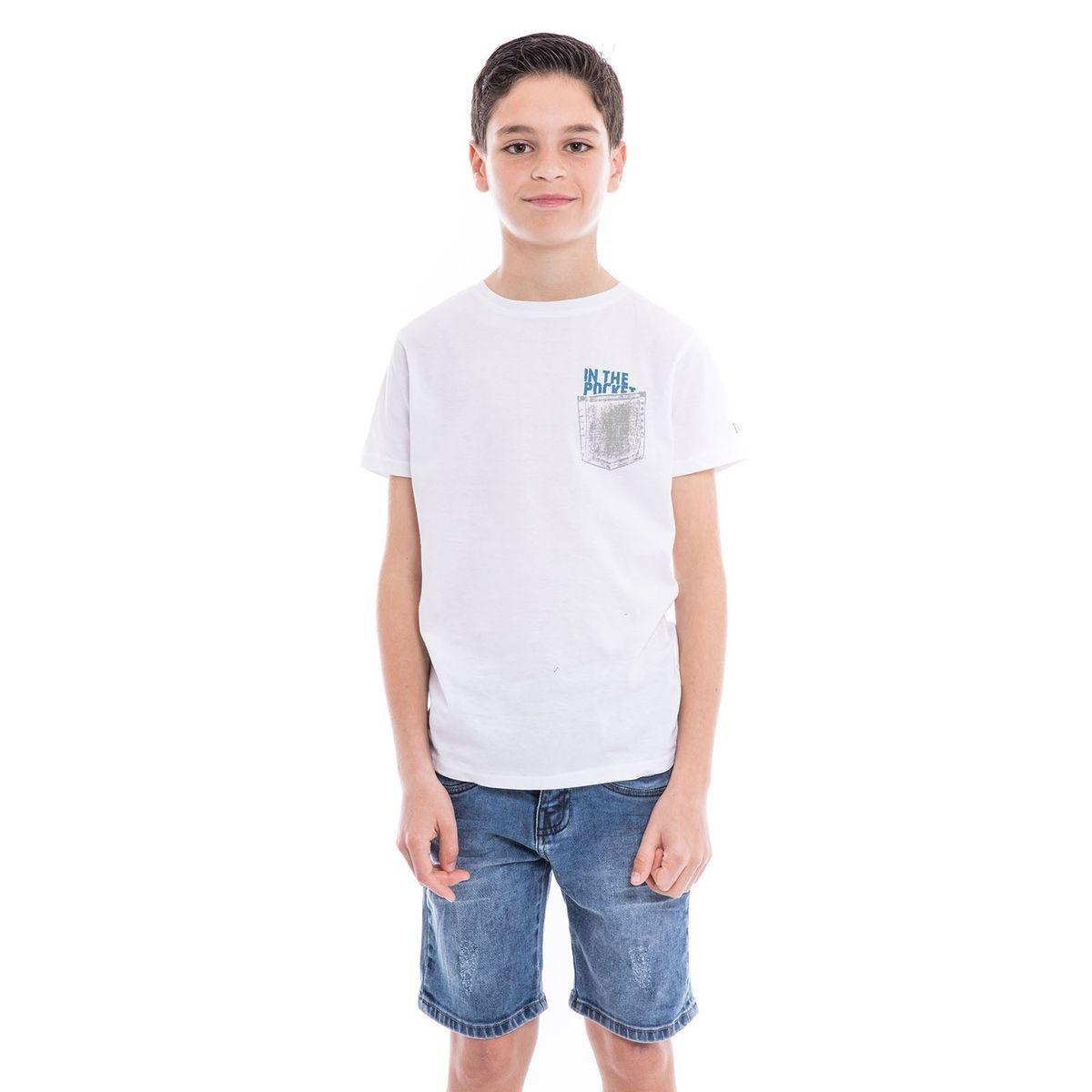 T-shirt Pur Coton Organique Nampty