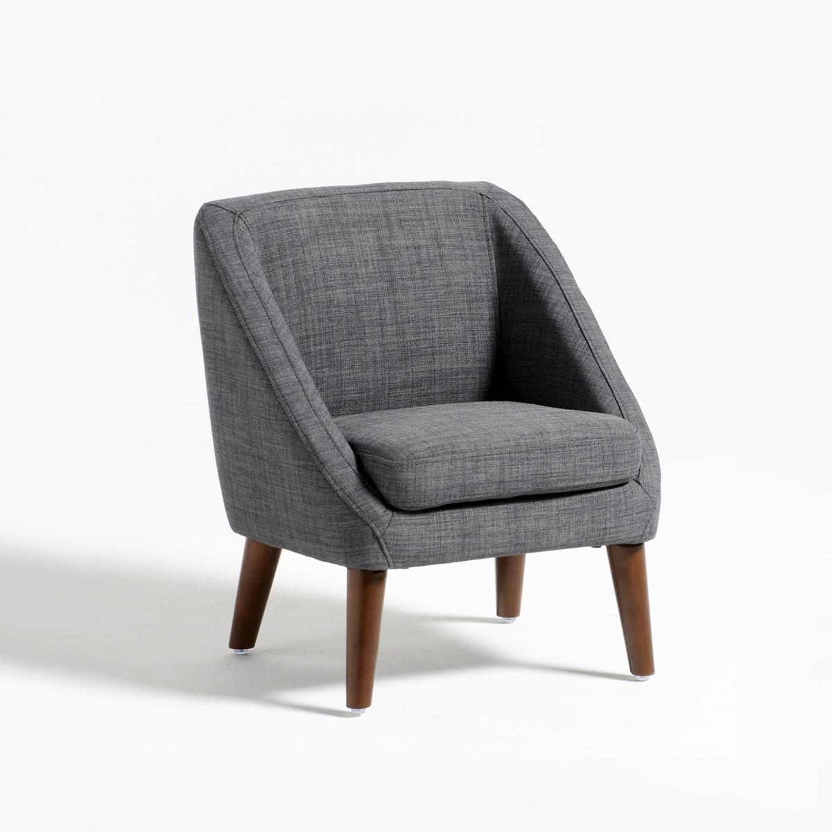 Кресло LaRedoute Smon Enfant 1-мест. серый