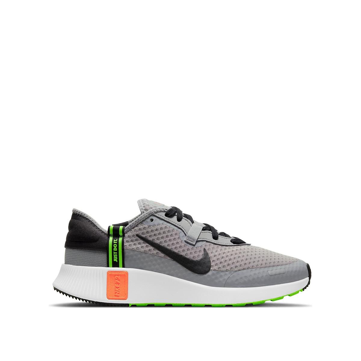 Nike Reposto Herenschoen Particle Grey/Hyper Crimson/Electric Green/Black Heren online kopen