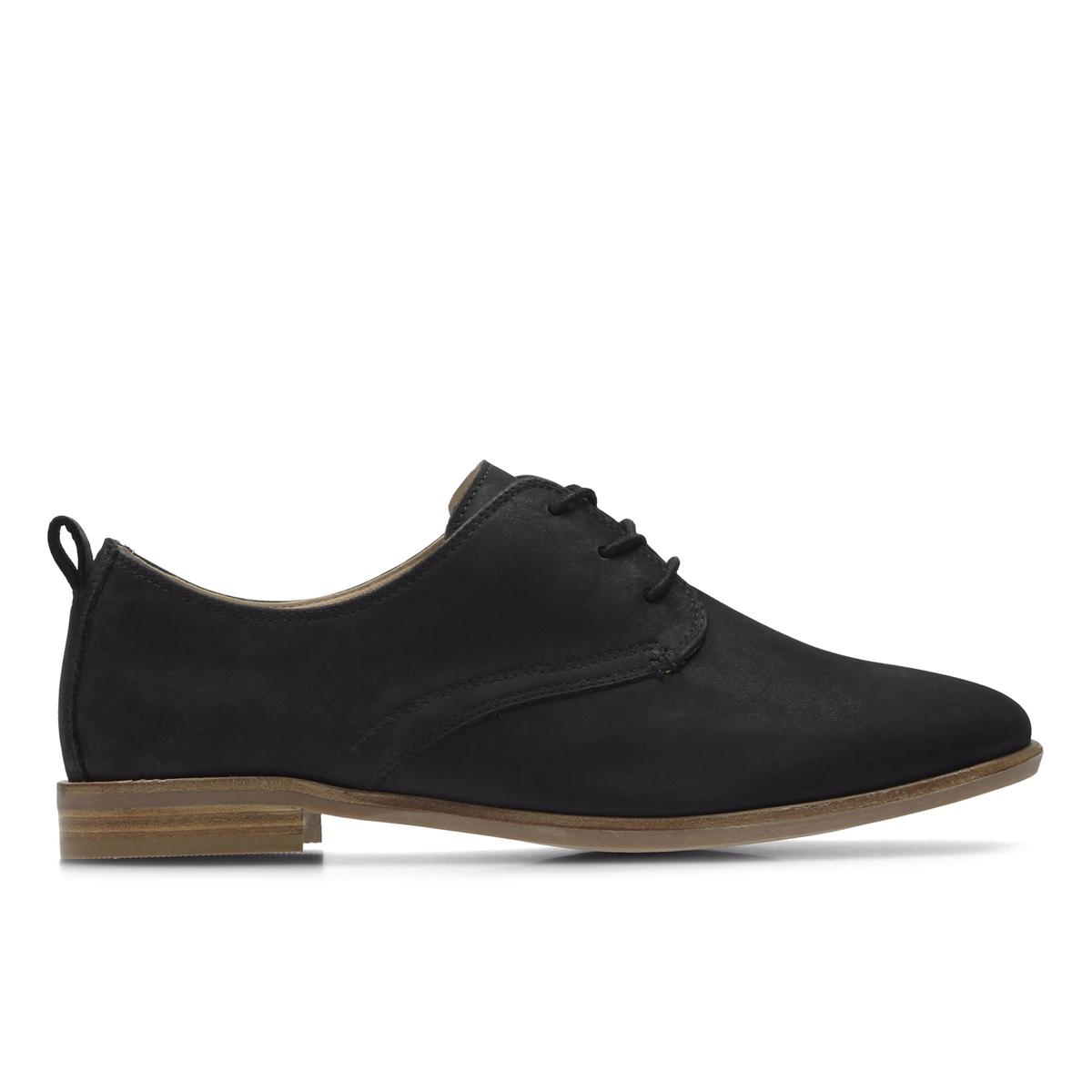 Ботинки-дерби замшевые Alice Mae