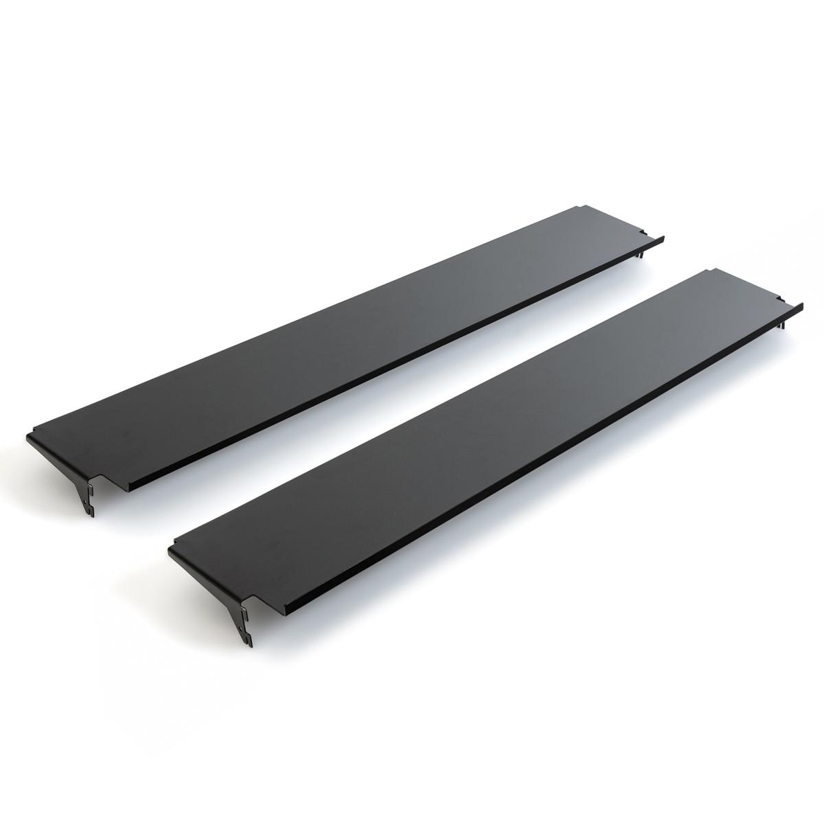 Полка La Redoute Из металла Ш x Г см Archivita единый размер черный