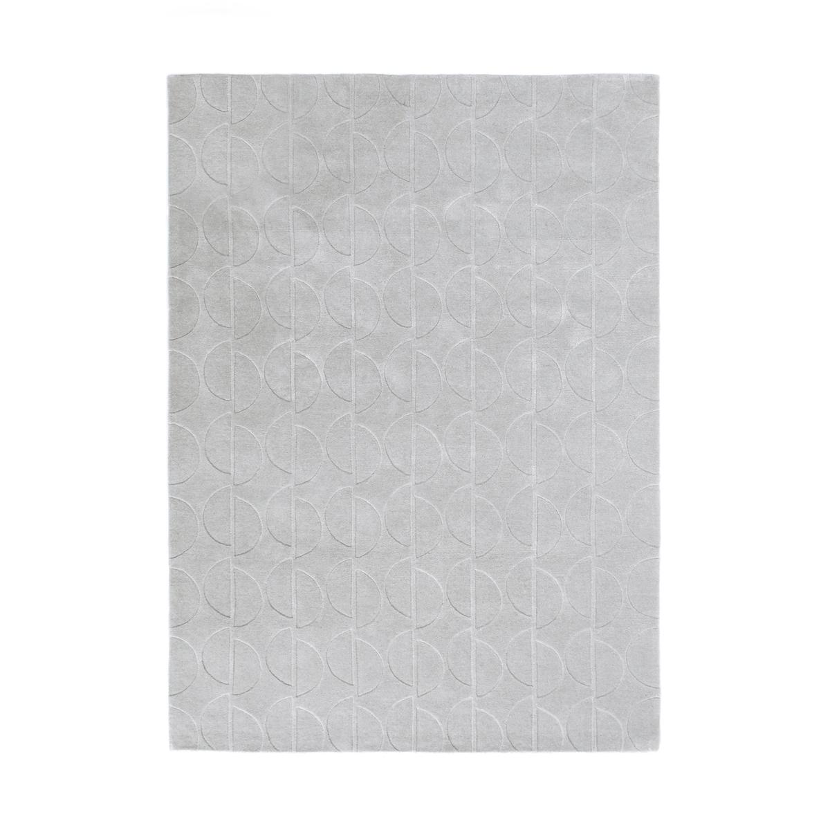 Ковер La Redoute Шерстяной ANDREA 120 x 170 см серый