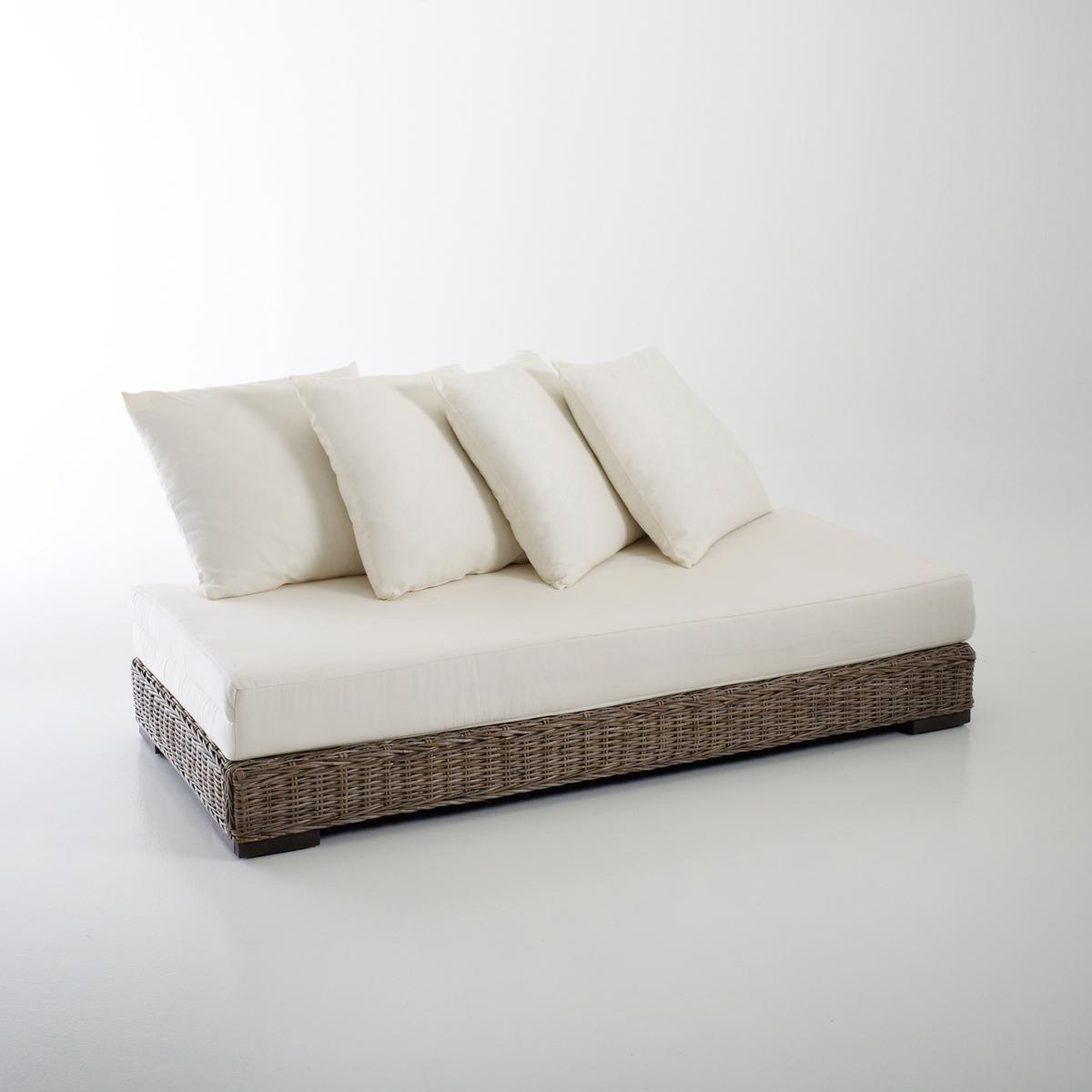 Кровать-банкетка с плетением кубу Giada dl 30подсвечник giada delta