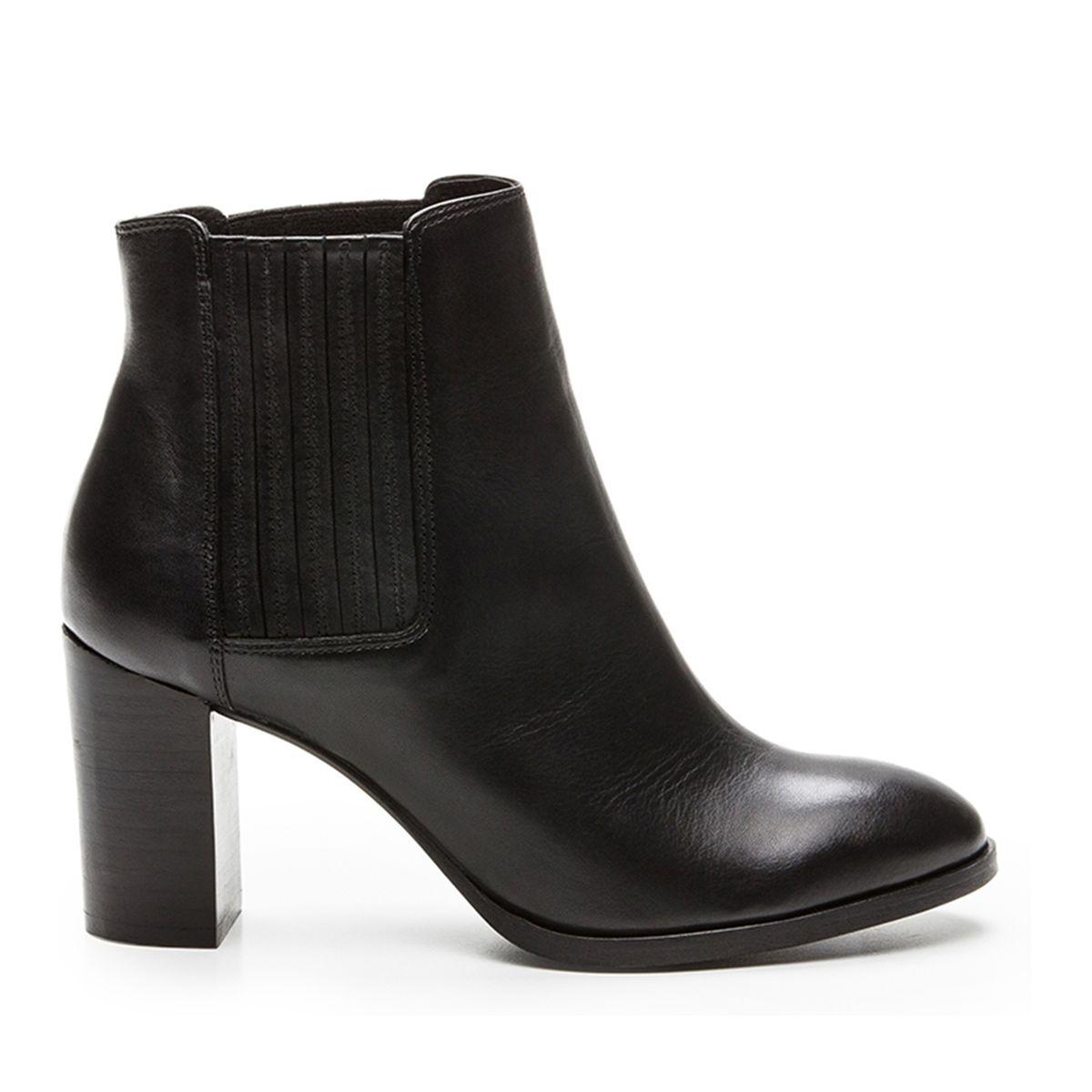Boots cuir Elane