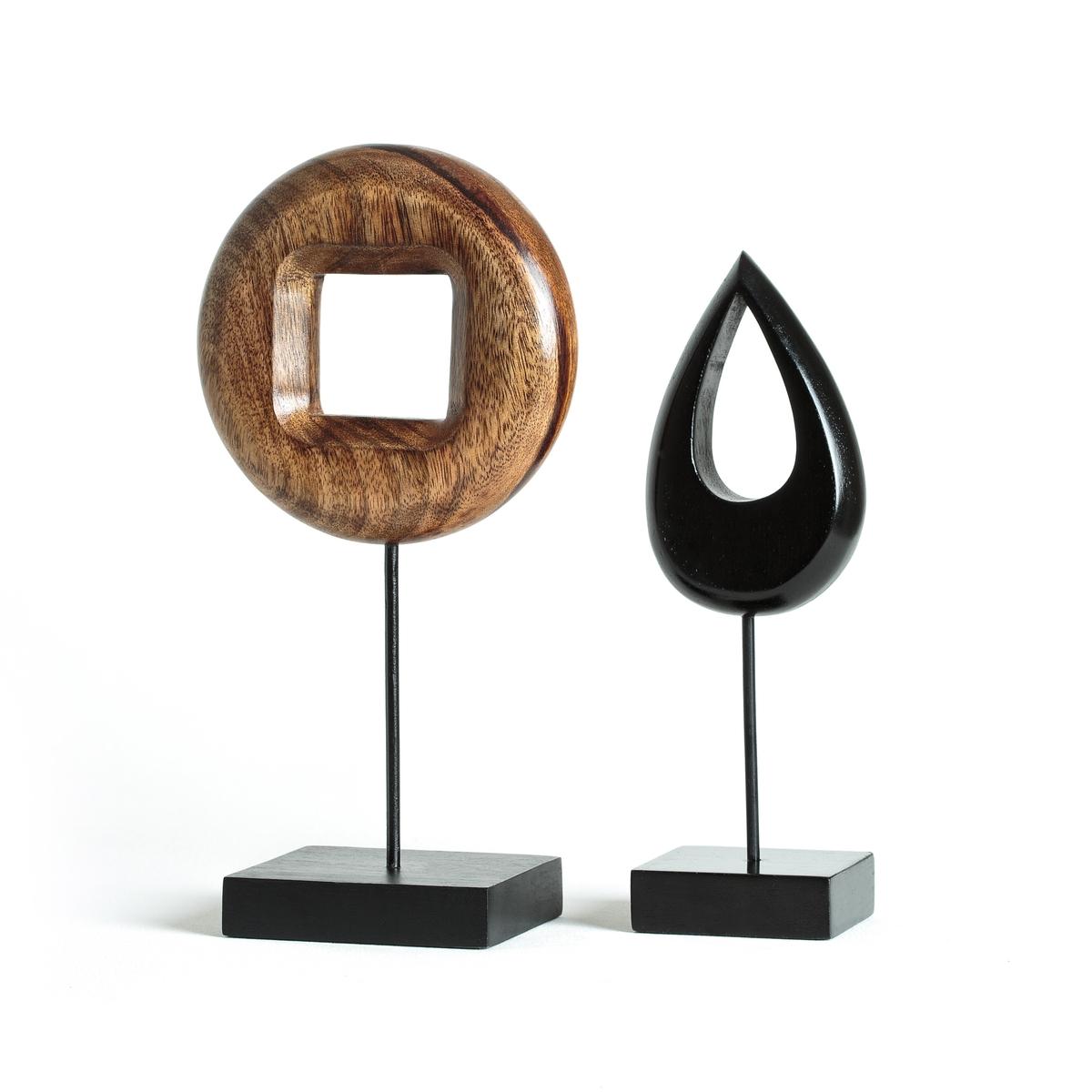 2 предмета декора в африканском стиле, Nyala