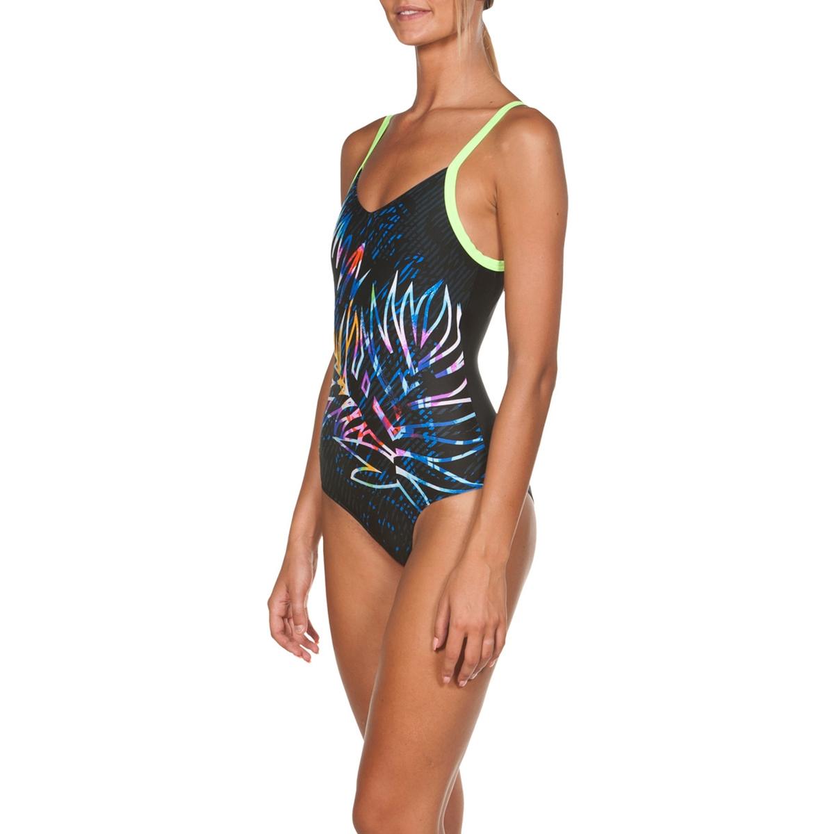 Imagen principal de producto de Bañador para piscina estampado Hoya U - Arena