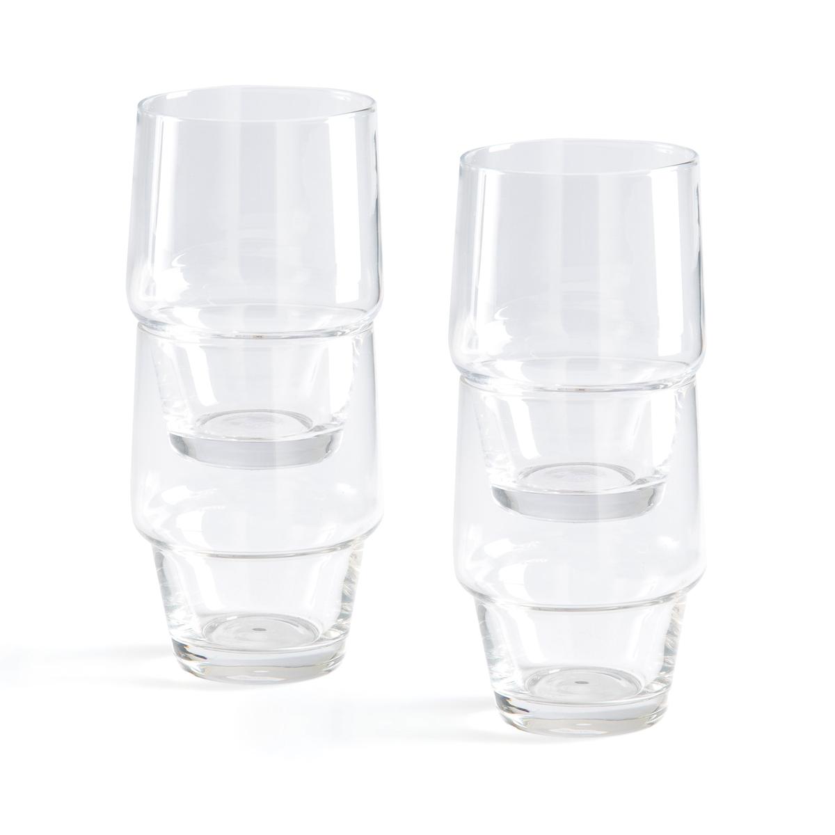 Комплект из 4 бокалов, Moly La Redoute La Redoute единый размер другие бокала la redoute для шампанского lurik единый размер другие