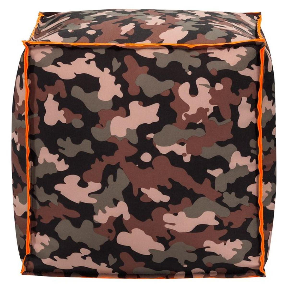 Repose-Pieds Cube Camo
