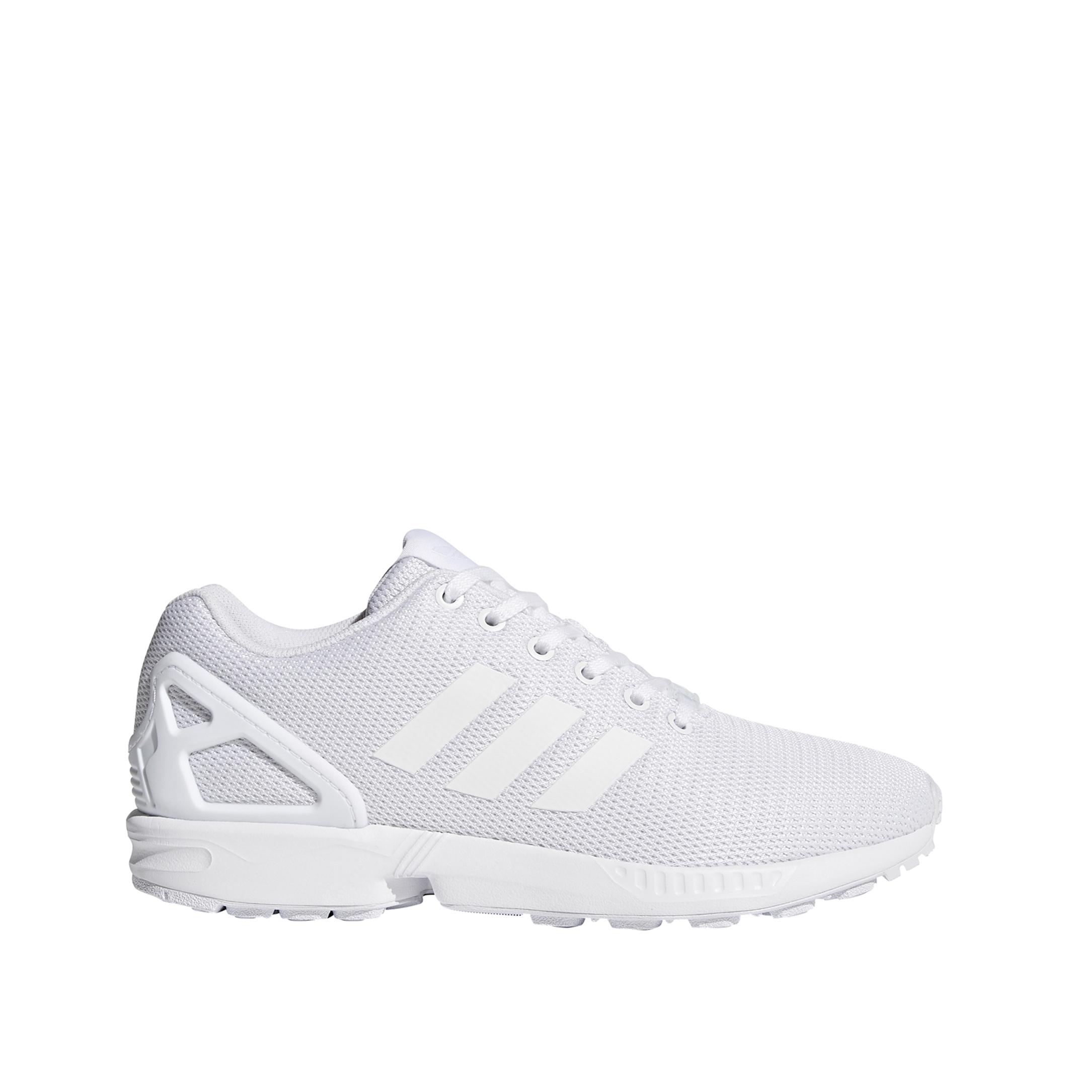 Adidas Originals ZX Flux Junior alleen bij JD Force White Kind online kopen