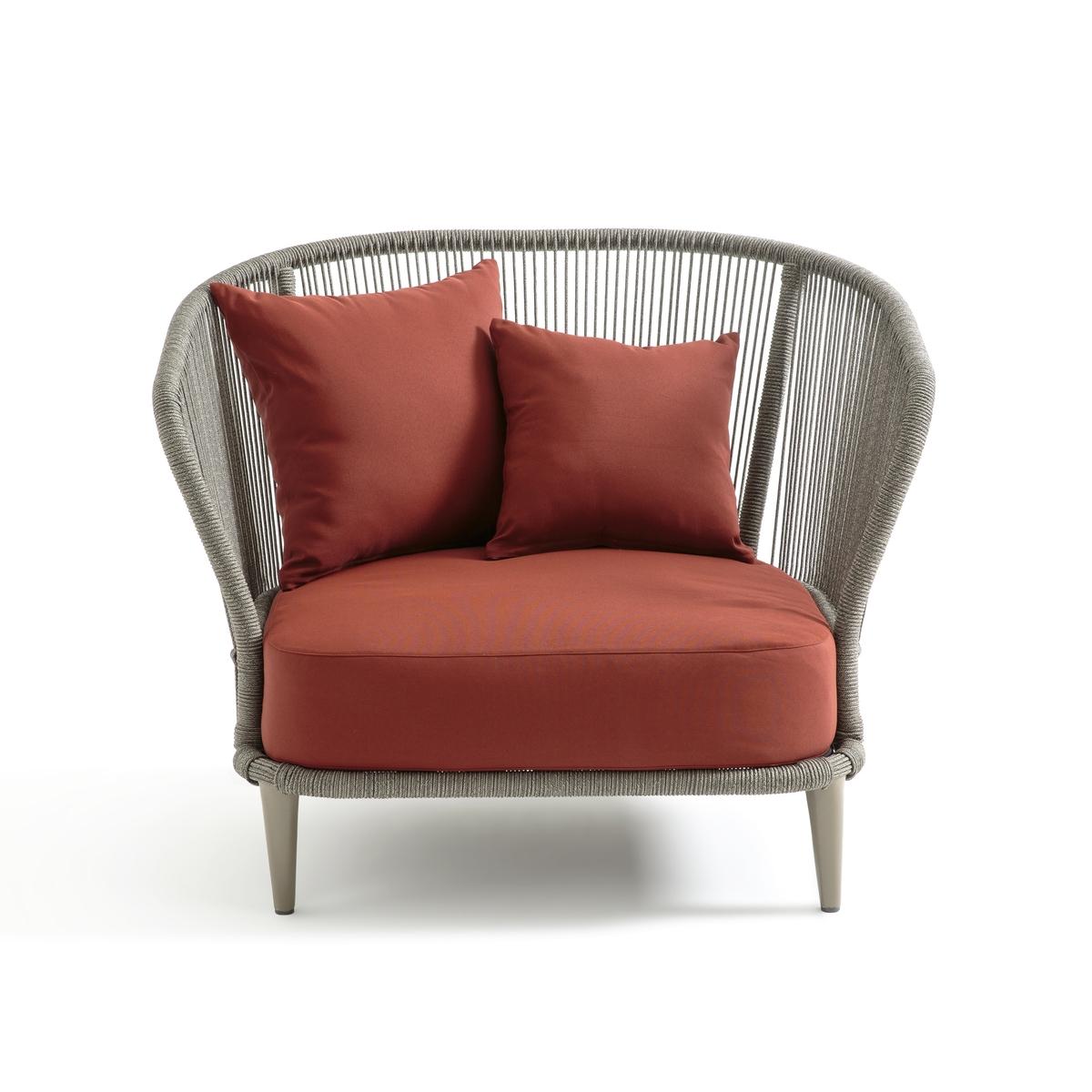Кресло La Redoute Для сада дизайн Э Галлины Cestino единый размер каштановый