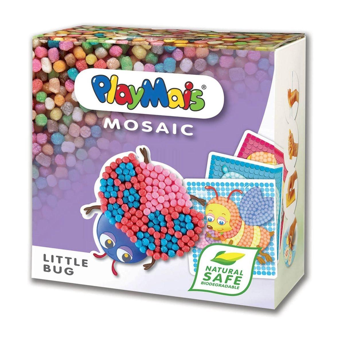 PlayMais Mosaïque : Petits insectes