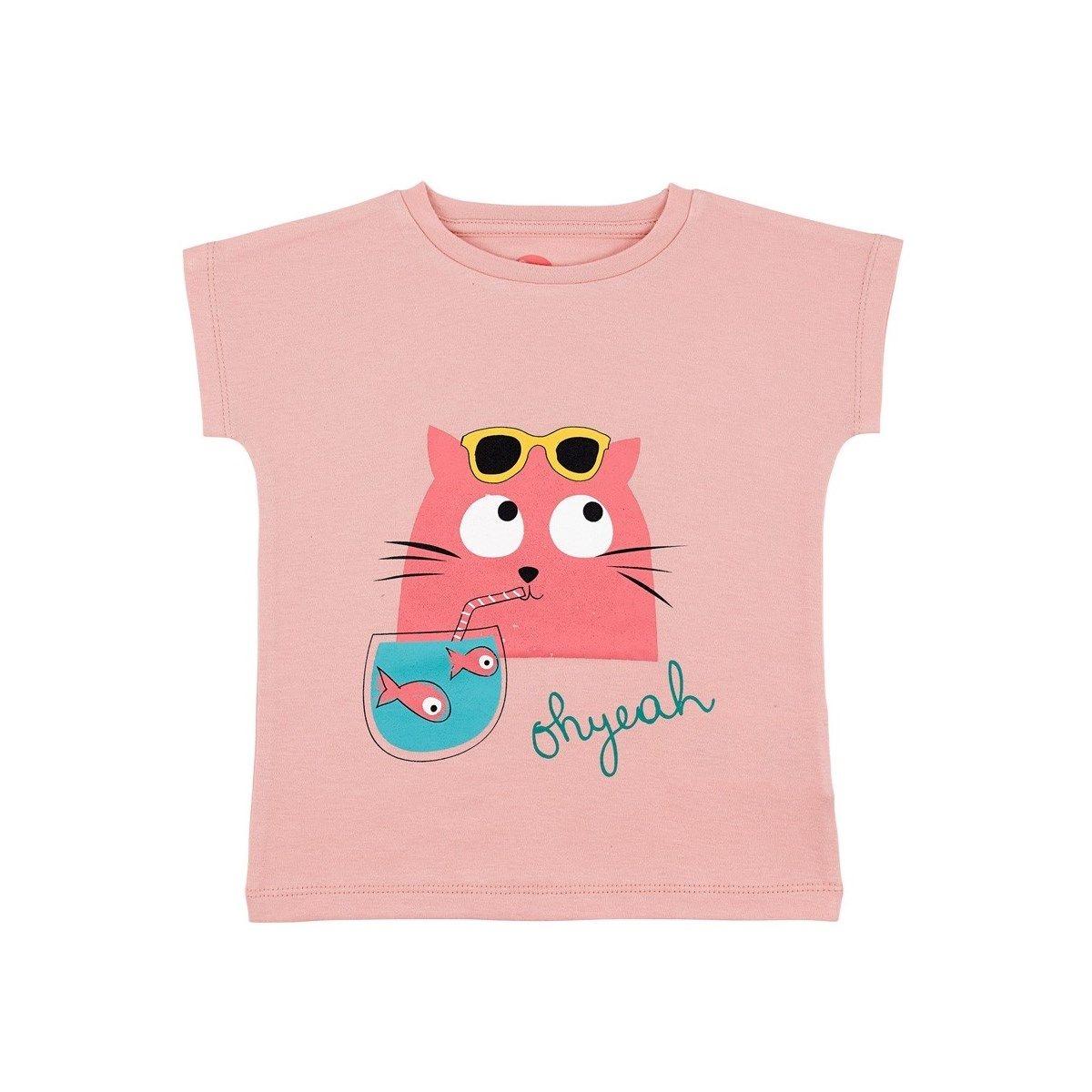 T-shirt Ohyeah 100% Coton Bio