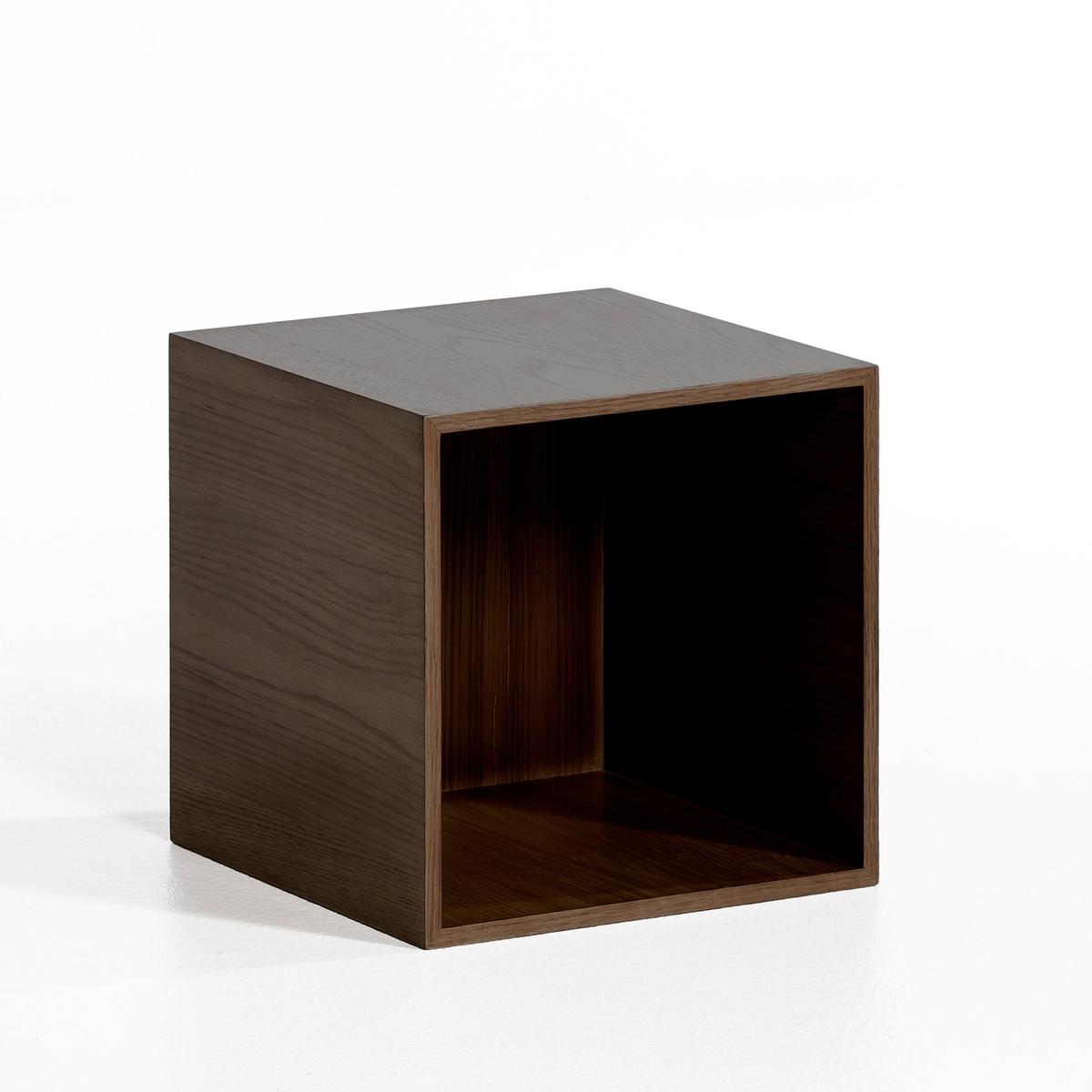 Ящик Kouzou, по дизайну Э. ГаллиныЭтот ящик совмещается с этажеркой Kouzou и объединяется в модулируемую систему, созданную по дизайну Эммануэля Галлина специально для AM.PMХарактеристики:Ящик из МДФ с матовой лакировкой, из фанеры под орех или из массива дуба.Размеры:Размер S: 35 x 35 x 35 см.Размер M: 35 x 35 x 70 см.Размеры и вес упаковки:Размер S: 43 x 43 x 43 см, 7,76 кг.Размер M: 43 x 43 x 77 см, 10,88 кг<br><br>Цвет: натуральный дуб,ореховый,черный