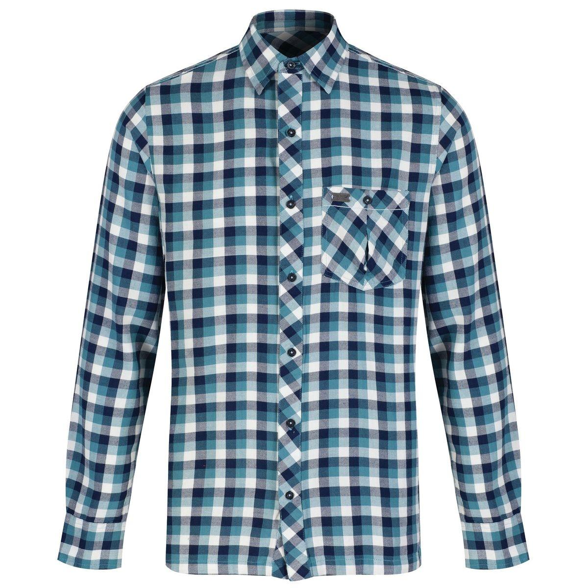 Chemise à carreaux LAZKA