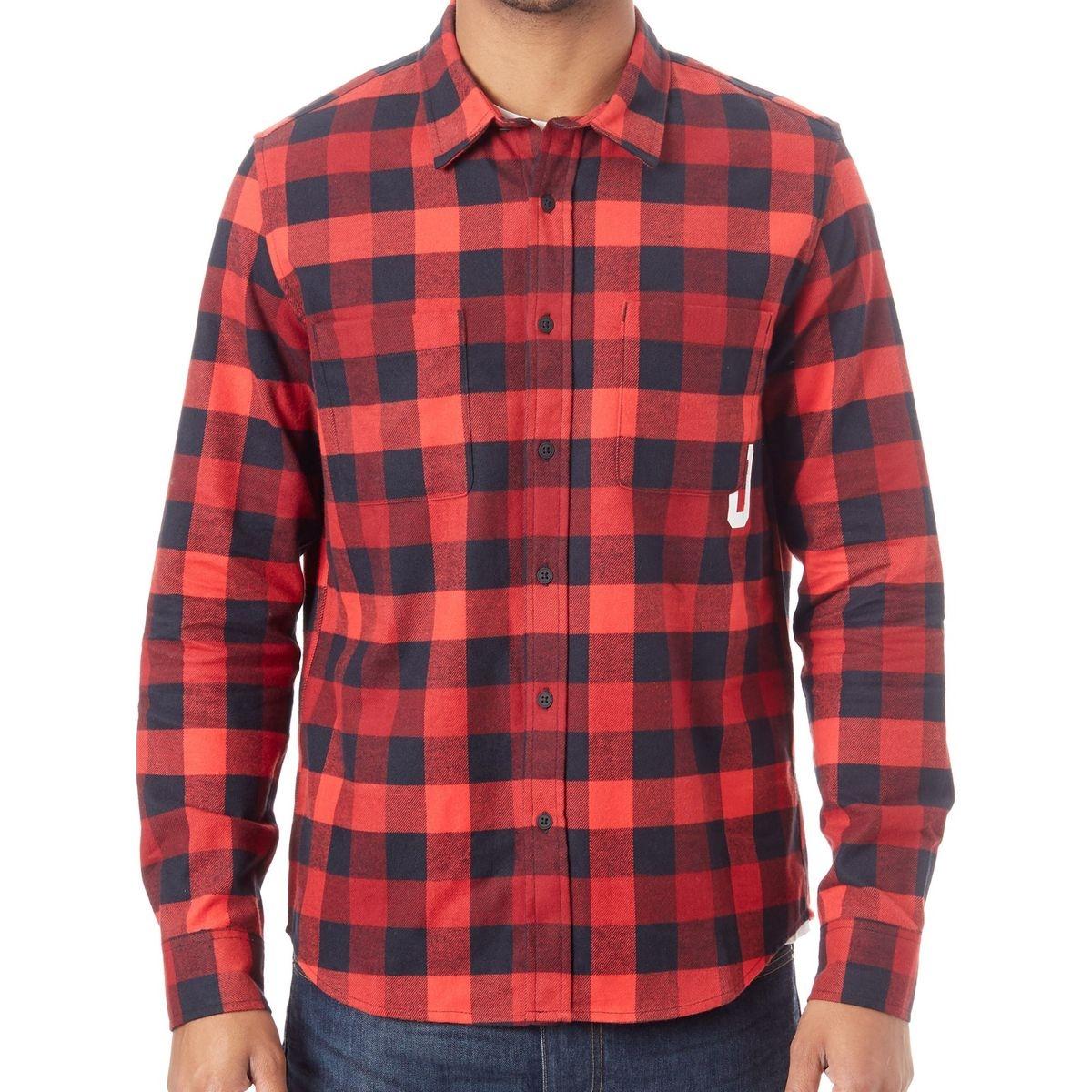 Chemise à manches longues Icon Flanel