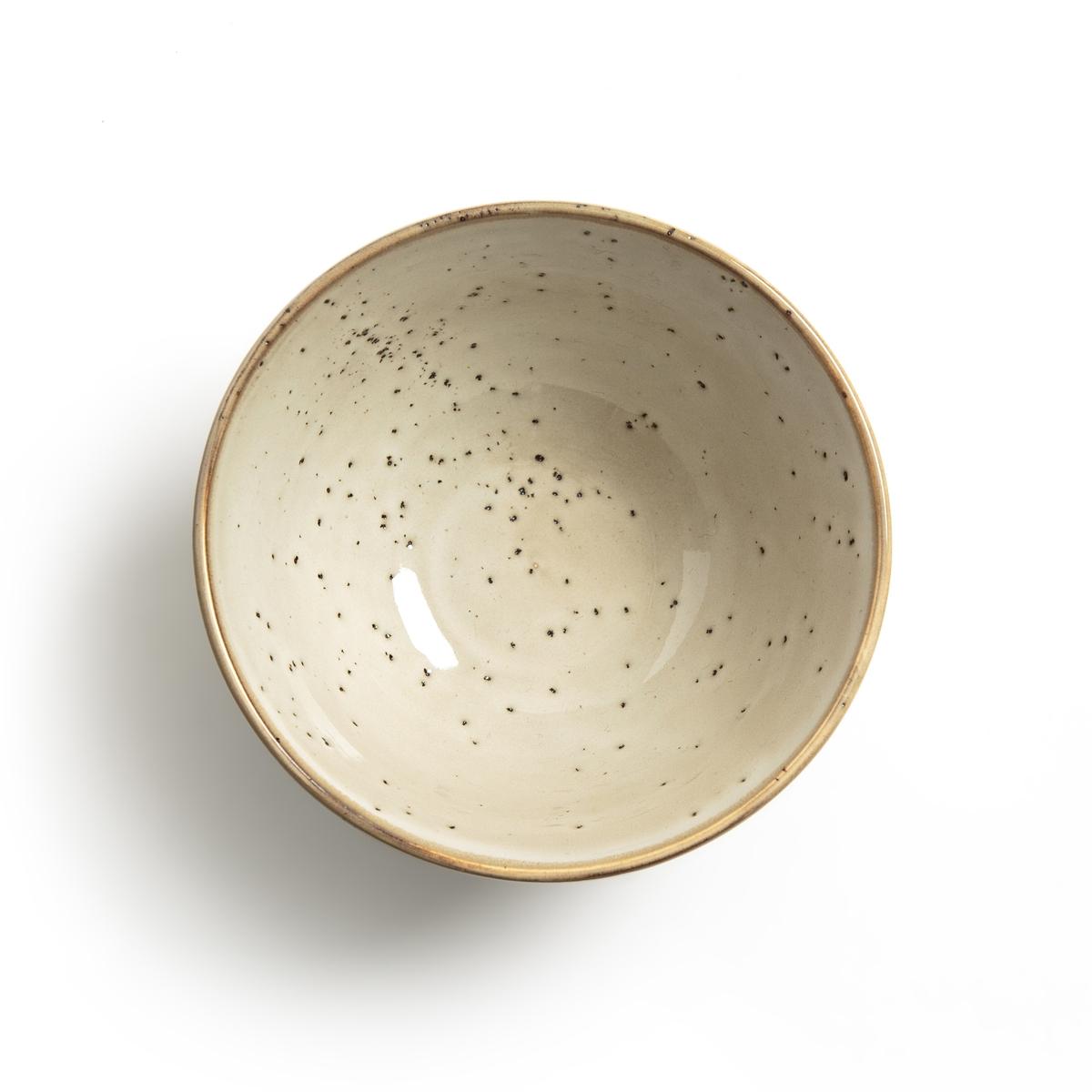 2 чашки чайные из эмалированной керамики, Alliac?2 чашки чайные Alliac? .  Чашки для чая в восточном стиле, которые можно использовать также для подвчи аперитива или десерта  . Отделка с отражающим эффектом придает им нотку аутентичности и шарма .  .Характеристики :  - Из эмалированной керамики в крапинку, рисунок может отличаться от изделия к изделию   - Можно использовать в посудомоечных машинах и микроволновых печах - Продается в черной коробке     Размеры :- ?12 x H6 см<br><br>Цвет: бежевый