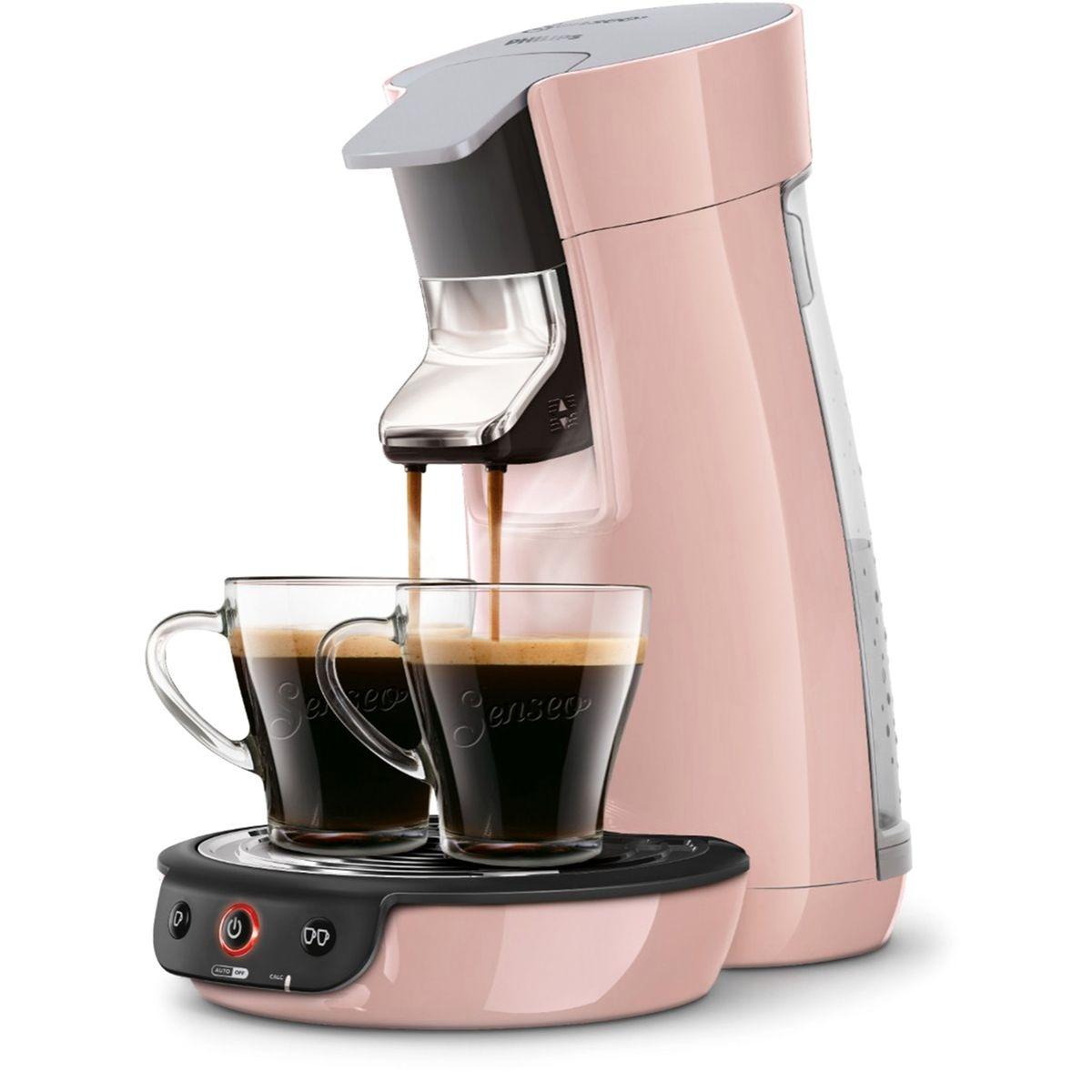 Cafetière à dosettes Viva HD7829/31