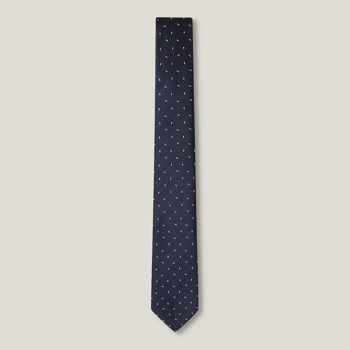 Cravate motifs cachemire