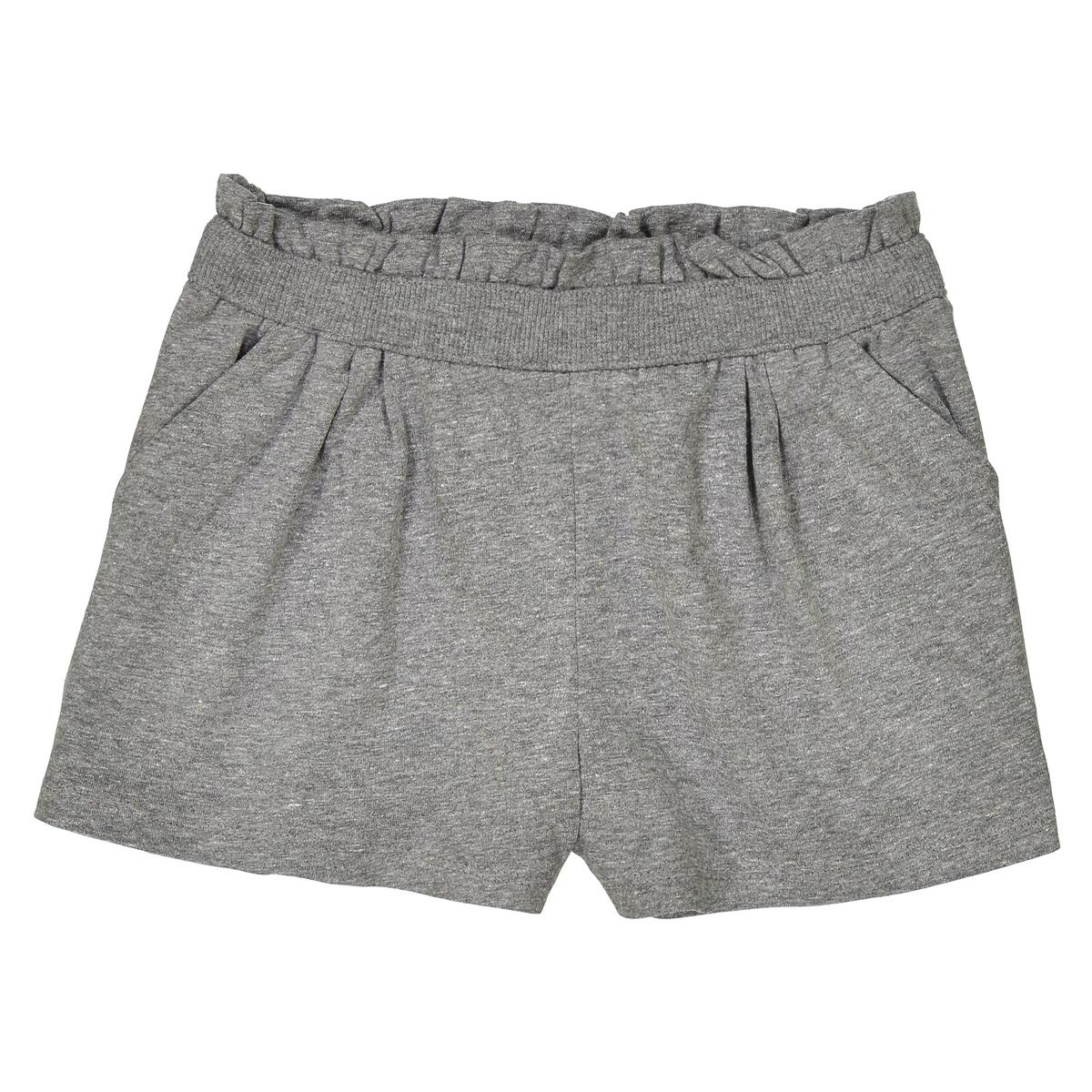 Shorts cintura elasticizzata 3 - 12 anni