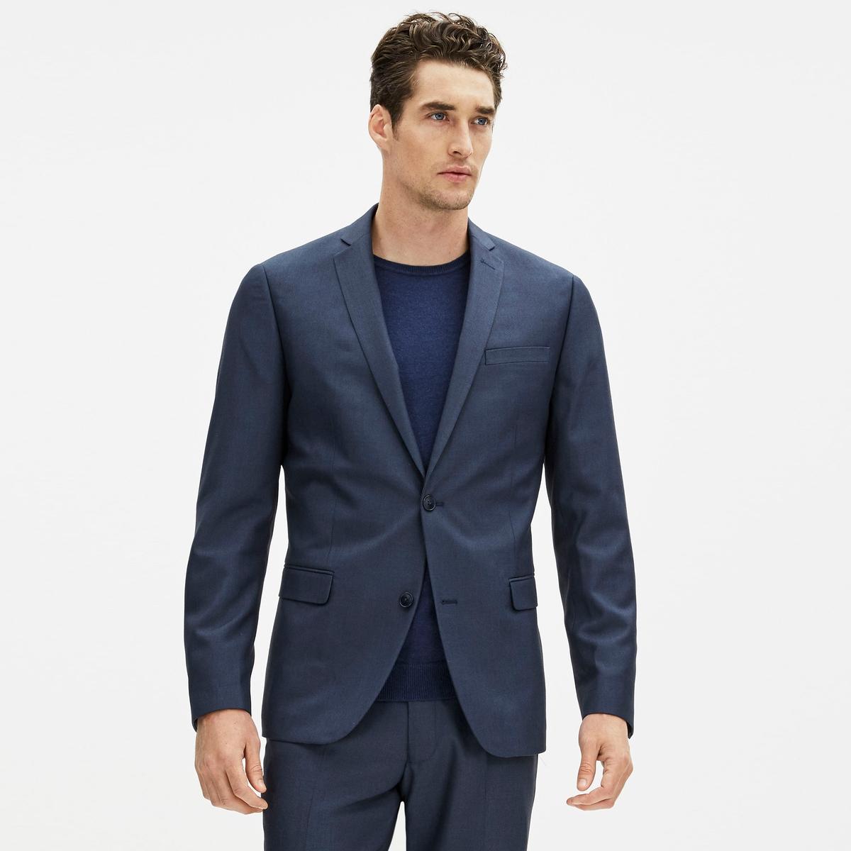 Пиджак зауженный Fuhit