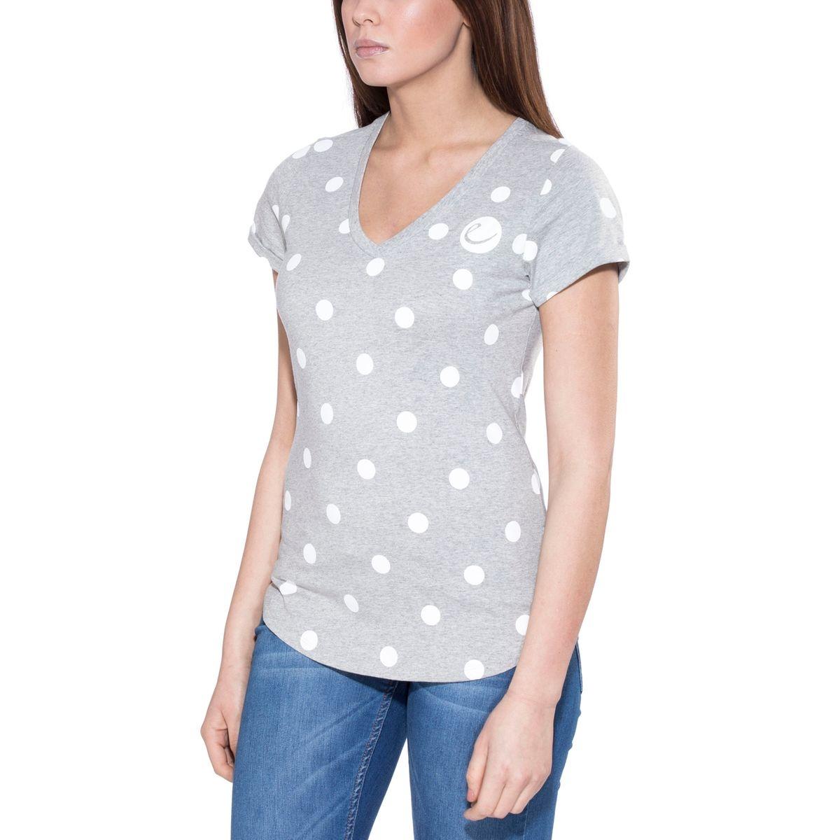 Rockover - T-shirt manches courtes Femme - gris