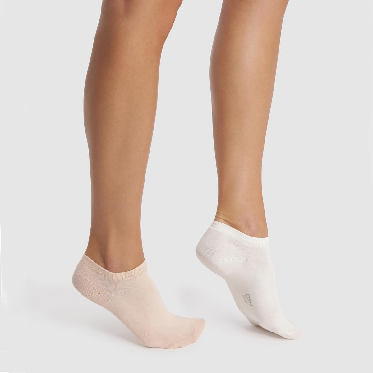 Imagen principal de producto de Calcetines cortos, lote de 2 pares - DIM