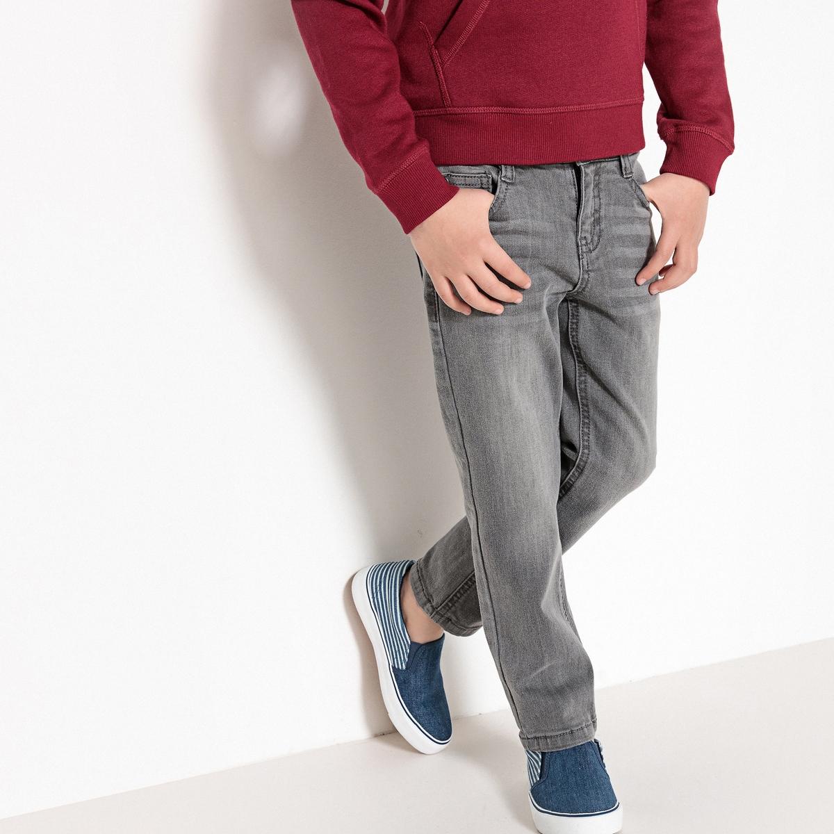 Джинсы прямые, 3-12 лет джинсы boyfit 3 12 лет