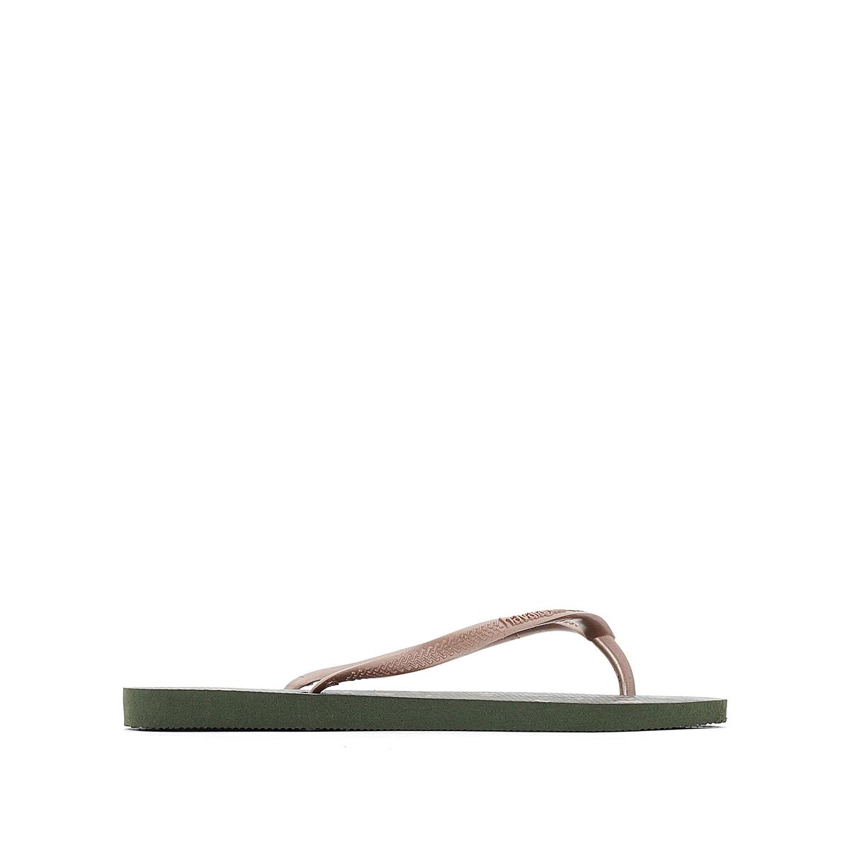 Вьетнамки Slim AnimalsВерх : каучук     Стелька : каучук     Подошва : каучук     Форма каблука : плоский каблук     Мысок : открытый мысок     Застежка : без застежки<br><br>Цвет: серый